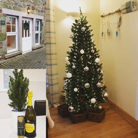 Christmas at the cottages