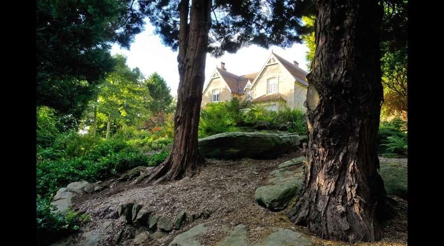 Mature Gardens & Grounds