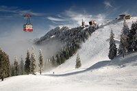 Skiing in Poiana Brasov