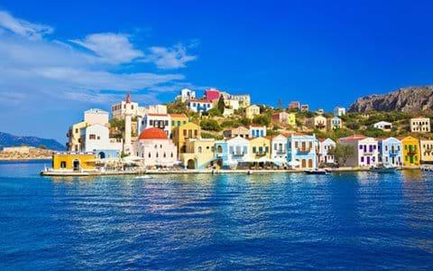 Kastellorizo/Meis island (Greece)