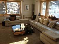 Vast Designer Leather Sofa (seats 8-10 people)