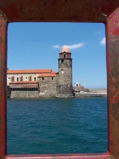 Collioure Harbour