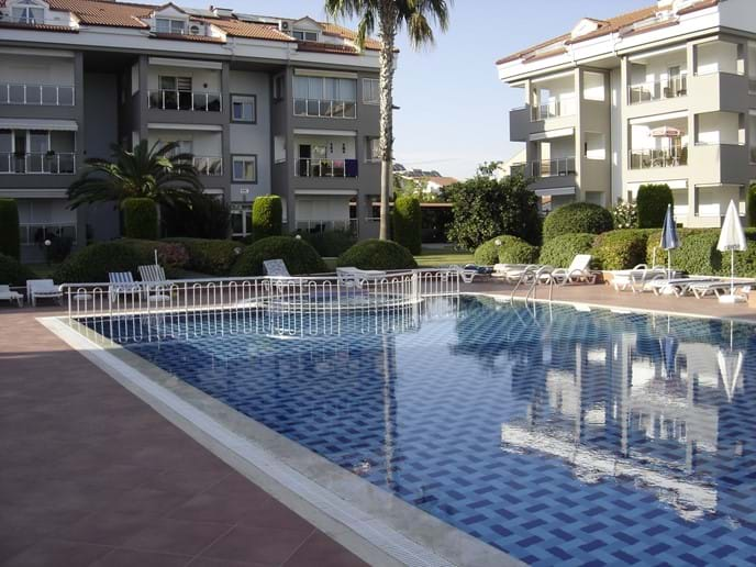 Large Communal Pool