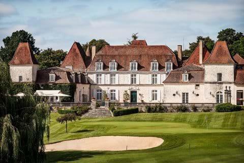 Château des Vigiers Golf Course