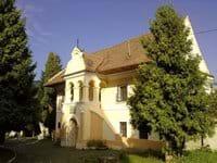 The First Romanian School