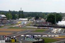 The Bugatti circuit