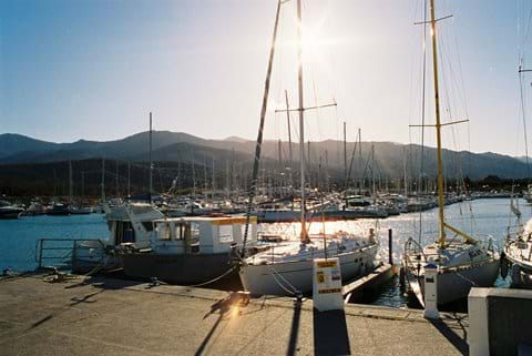 Sailing, Diving and Fishing available from Argeles Port