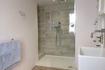 downstairs shower room/utility