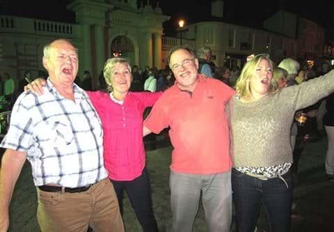 Annual Dance in the Square