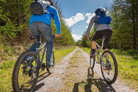 Ystwyth Trail from Tregaron