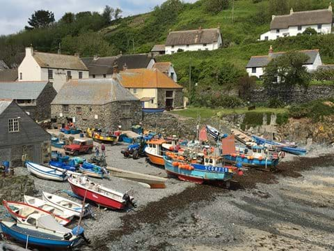 Cadgwith on The Lizard