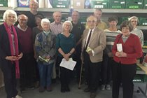 Visit to Uttlesford Foodbank in Saffron Walden on 12 June 2017