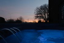 The Stables Hot Tub