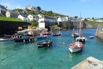 Cadgwith Cottages - Coverack Cove, The Lizard