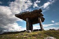 Dolmen in Burren
