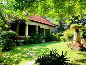 Wiinkamer en veranda, tuinzijd