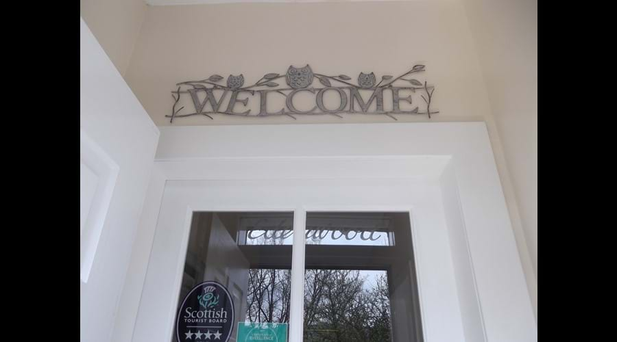 Welcome to Edenwood Cottage