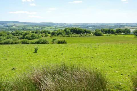 View from Rhoslwyn ridge walk