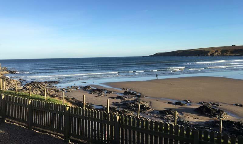 Swell Scottish Beach Front Self Catering With Stunning Sea Views Interior Design Ideas Truasarkarijobsexamcom