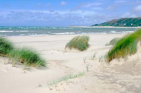 Ynyslas - One of Cardigan Bays beaches