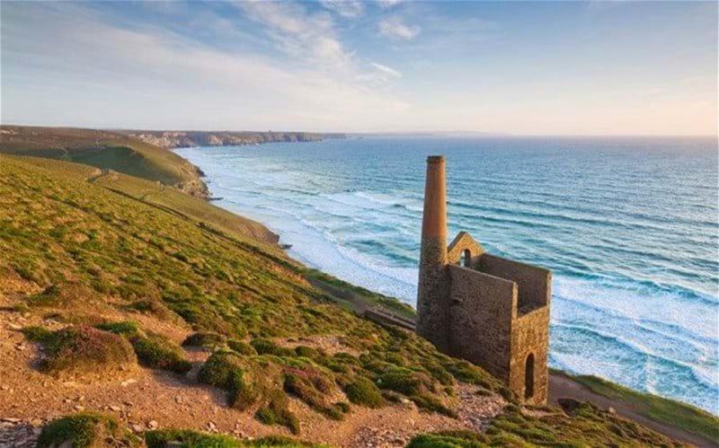 Spectacular coastal walks