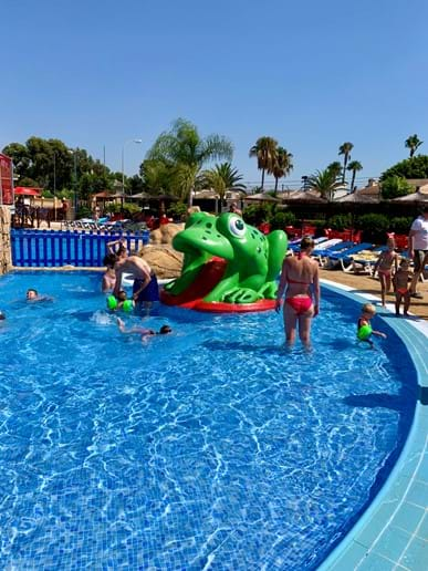 Flamingo waterpark Torrevieja