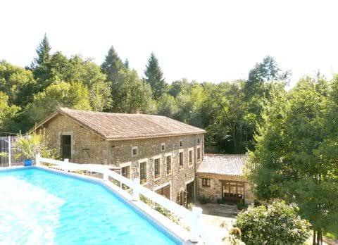 Dordogne Cottage Pool Holiday Rental Gite