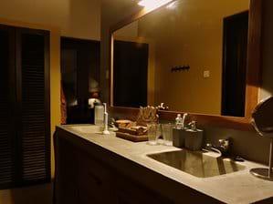 Inner bathroom