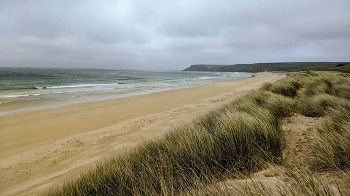 Tràigh Mhòr Dunes