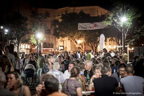 Les Estivales - Summer Street Party every Friday night