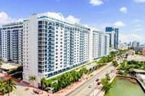 """The 1 Hotel and Homes located on Collins Avenue South Beach"""