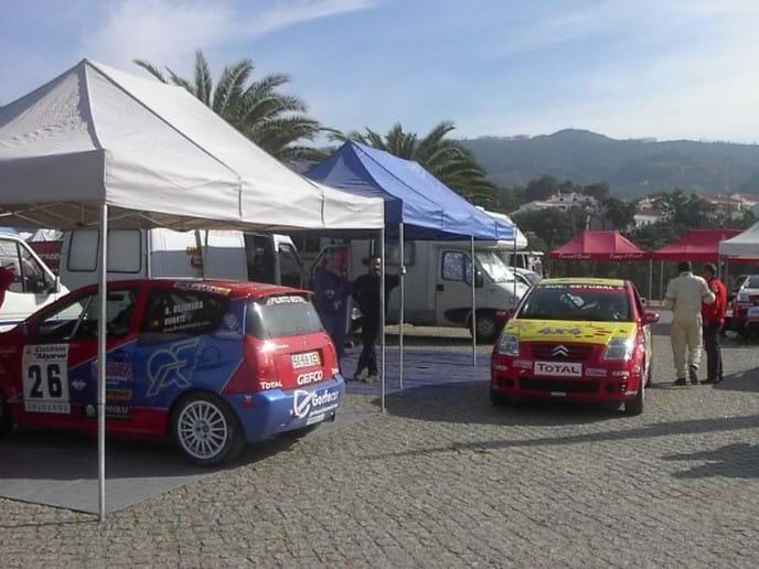 Car rallys