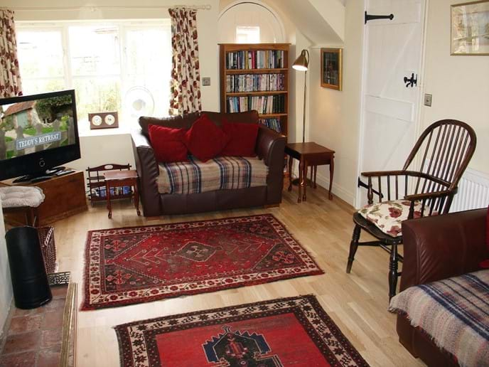 Sitting Room at Teddy