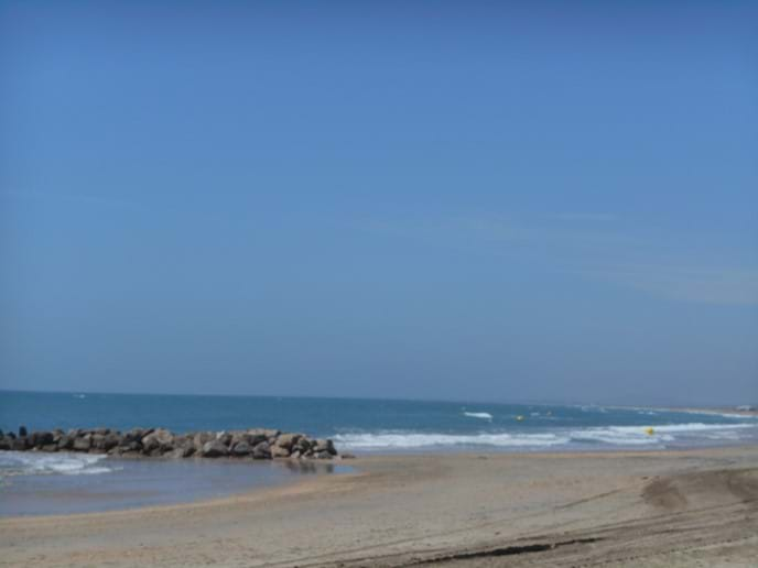 Marseillan Plage - 10 miles beach, a few minutes drive