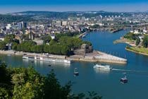 The Town Of Koblenz
