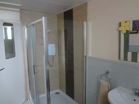Upstairs - Shower room
