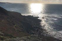 Coast between Cot Valley and Sennen