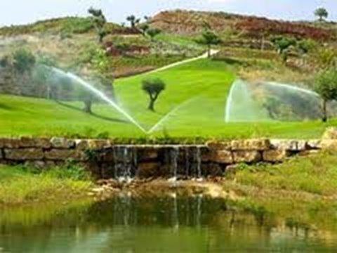 La Resigna - testing 9 hole course