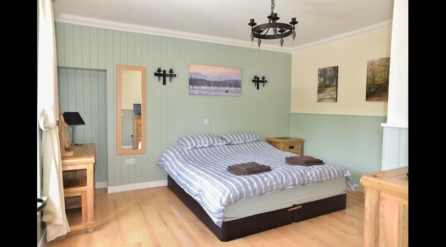 Downstairs Superking Bedroom