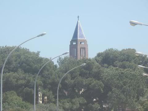Fertilia church steeple