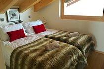 Bedroom 3 (twin)