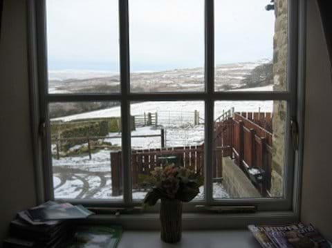 View from Sheephaven window