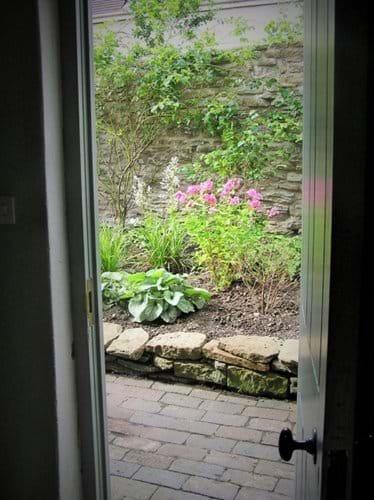 View from your front door