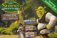 Have some Shrek Adventures