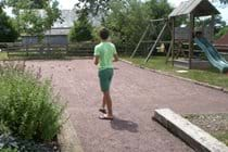 Eco-Gites of Lenault - a welcoming gite that sleeps 5 in the Calvados region of Normandy. Very family friendly