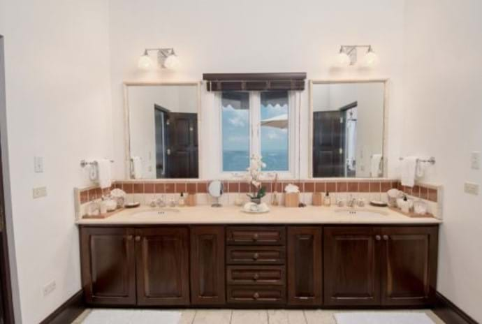 all Bathrooms are beautifully finished to the highest standard.