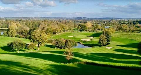 Golf at Vire