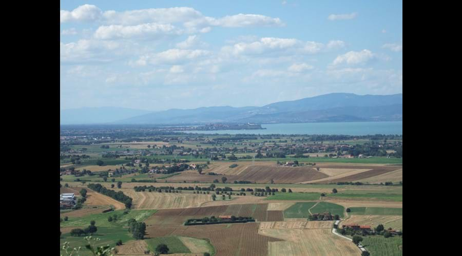 View from Panicale
