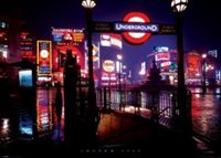 Fantastic nightlife in central London