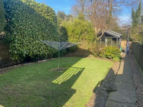 Garden at No1